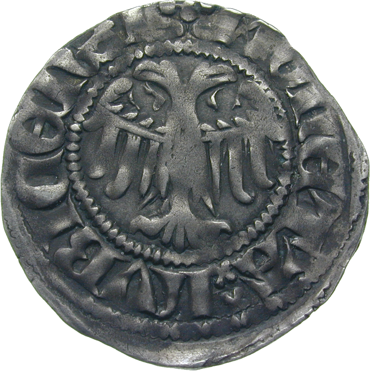 Holy Roman Empire, City of Lübeck, Dreiling (reverse)