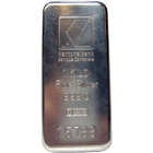 Switzerland, Kantonalbank of Zurich, Silver Ingot, 1 Kilogram, No 15788 (obverse)