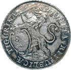 Republic of Zurich, 1/2 Taler 1773 (obverse)