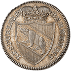 Republic of Berne, 1/2 Taler 1797 (obverse)