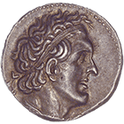 Kingdom of Egypt, Ptolemy I Soter, Tetradrachm (obverse)