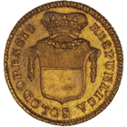 Republic of Solothurn, Duplone 1787 (obverse)