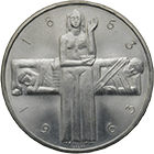 Swiss Confederation, 5 Francs 1963 (obverse)