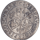 Holy Roman Empire, Bishopric of Chur, Joseph Mohr of Zernez, Groschen 1628 (obverse)