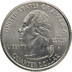 United States of America, Quarter Dollar 2008 (obverse)