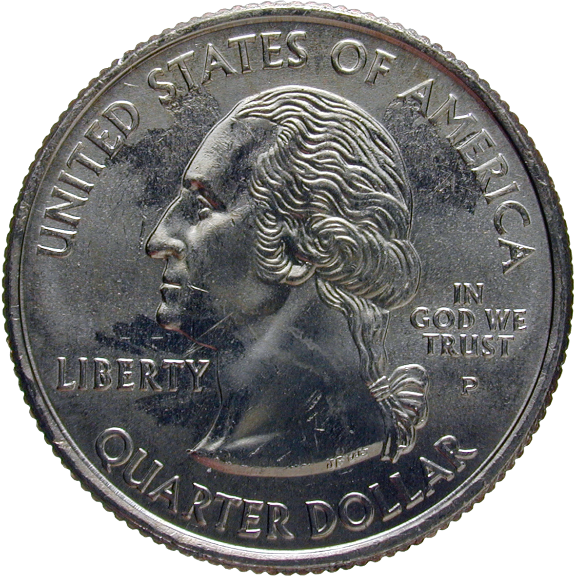 United States of America, Quarter Dollar 2007 (obverse)