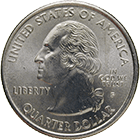 United States of America, Quarter Dollar 1999 (obverse)