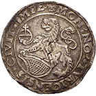 Holy Roman Empire, City of Zurich, Taler 1560 (obverse)