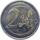 Republic of Finland, 2 Euro 2001 (obverse)