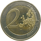 Republic of Cyprus, 2 Euro 2008 (obverse)
