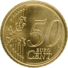 Republic of San Marino, 50 Euro Cent 2008 (obverse)