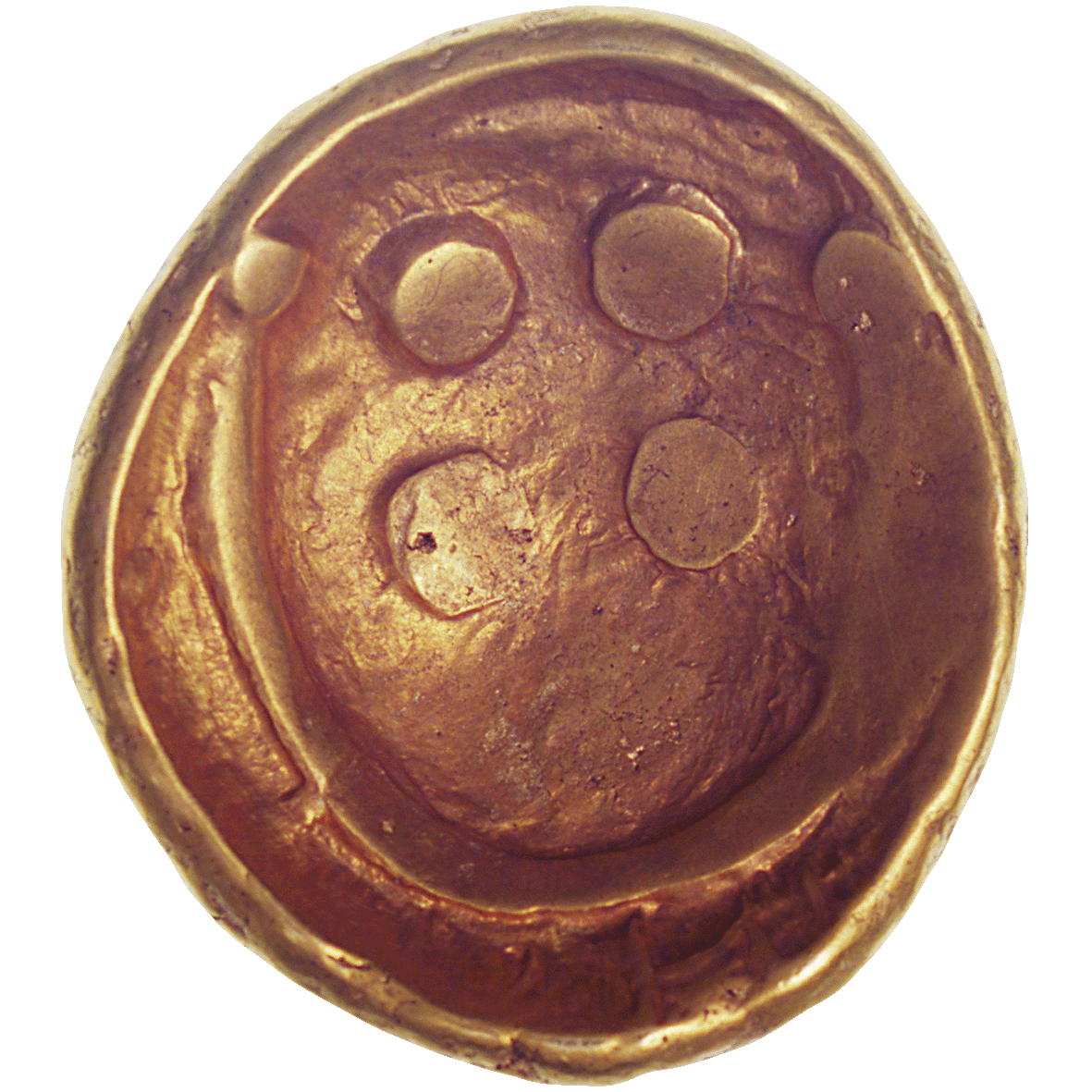 Oberes Donaugebiet, Stater (reverse)