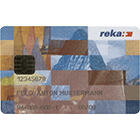 Swiss Confederation, Reka-Card (obverse)