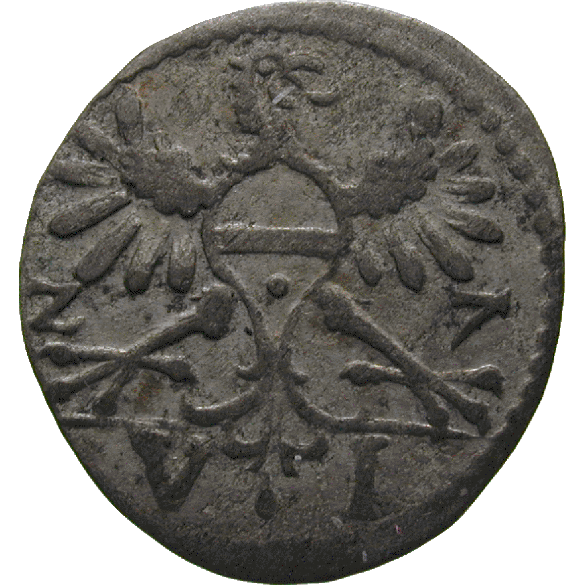 Holy Roman Empire, City of Constance, Six Pfennigs or Sechser (reverse)