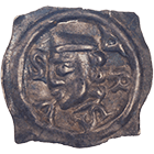 Holy Roman Empire, Solothurn, Bracteate (obverse)