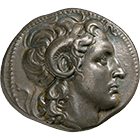 Kingdom of Thrace, Lysimachus, Tetradrachm (obverse)