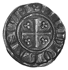 Holy Roman Empire, Republic of Milan, Grosso (obverse)