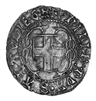 Holy Roman Empire, Duchy of Savoy, Philibert I, Grosso (obverse)