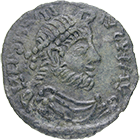 Roman Empire, Bronze Unit, Imitation in the Name of Julian II (obverse)