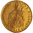 Holy Roman Empire, Archbishopric Salzburg, Johann Ernst of Thun and Hohenstein, Ducat 1689 (obverse)