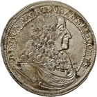 Holy Roman Empire, County of Montfort, John VIII, Gulden 1679 (obverse)