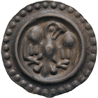 Holy Roman Empire, Rottweil, Bracteate (obverse)
