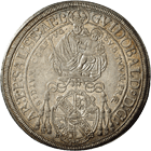Holy Roman Empire, Archbishopric Salzburg, Guidobald of Thun and Hohenstein, Taler 1661 (obverse)