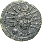 Roman Republic, anonymous Uncia (obverse)