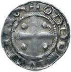 Holy Roman Empire, City of Soest, Denarius (obverse)