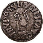 Frankish Empire, Louis the Pious, Denarius (Pfennig) (obverse)