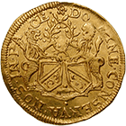 Republic of Zurich, Ducat 1649 (obverse)