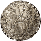 Republic of Zurich, Taler 1726 (obverse)