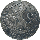Republic of Zurich, 1/2 Taler 1739 (obverse)