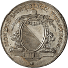 Republic of Zurich, Taler 1796 (obverse)