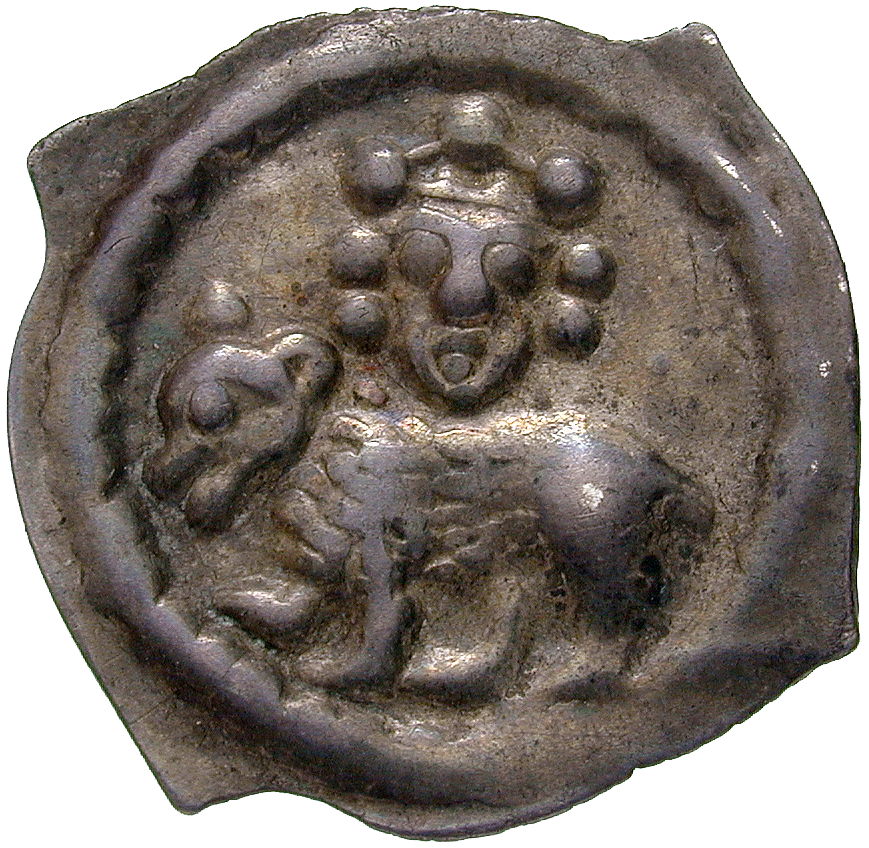 Holy Roman Empire, City of Berne, Bracteate (obverse)