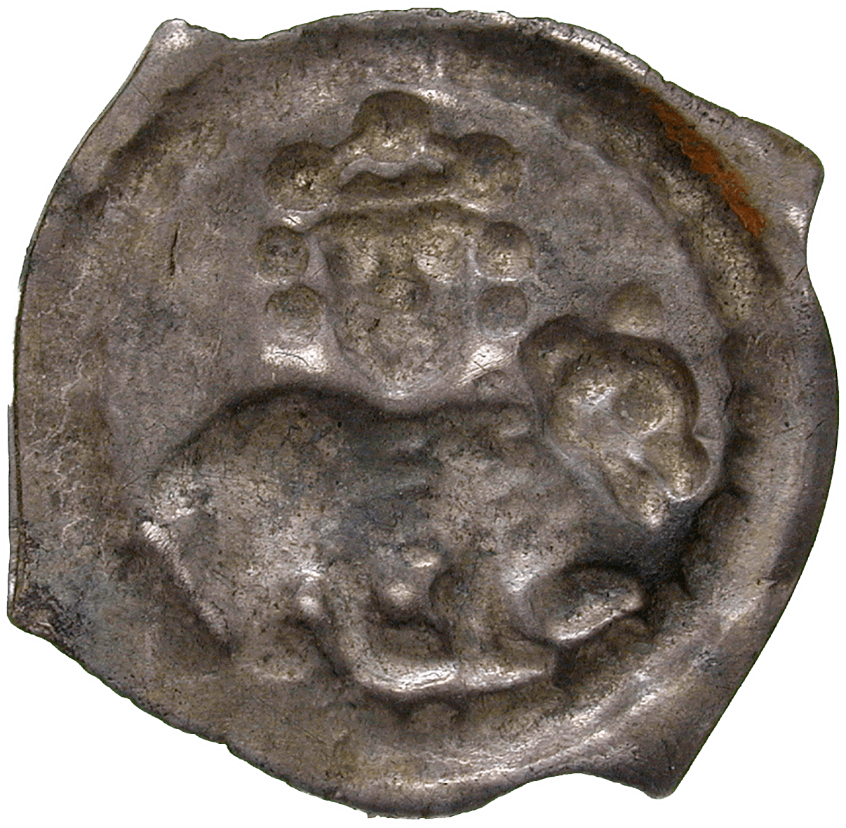 Holy Roman Empire, City of Berne, Bracteate (reverse)