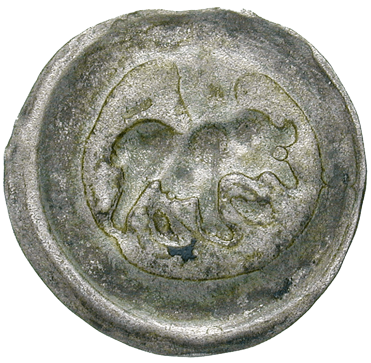 Holy Roman Empire, City of Berne, Haller (reverse)