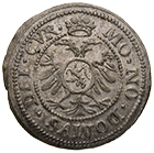 Holy Roman Empire, League of God's House, Kreuzer 1569 (obverse)