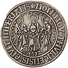 Holy Roman Empire, City of Zurich, Taler 1512 (obverse)