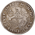 Holy Roman Empire, City of Zurich, Taler 1559 (obverse)