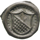 Holy Roman Empire, City of Zurich, Heller (obverse)