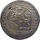 Holy Roman Empire, City of Zurich, Taler 1622 (obverse)