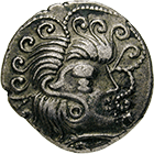 Normandy, Abrincatui, Stater (obverse)