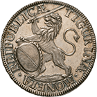Republic of Zurich, Taler 1715 (obverse)