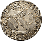 Republic of Zurich, Taler 1724 (obverse)