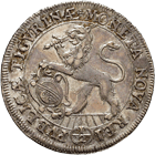 Republic of Zurich, 1/2 Taler 1709 (obverse)