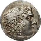 Middle or Lower Danube Region, Tetradrachm (obverse)