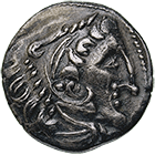 Thracia, Middle or Lower Danube Region, Drachm (obverse)