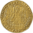 Kingdom of France, Philip VI of Valois, Ecu d'or à la chaise (obverse)