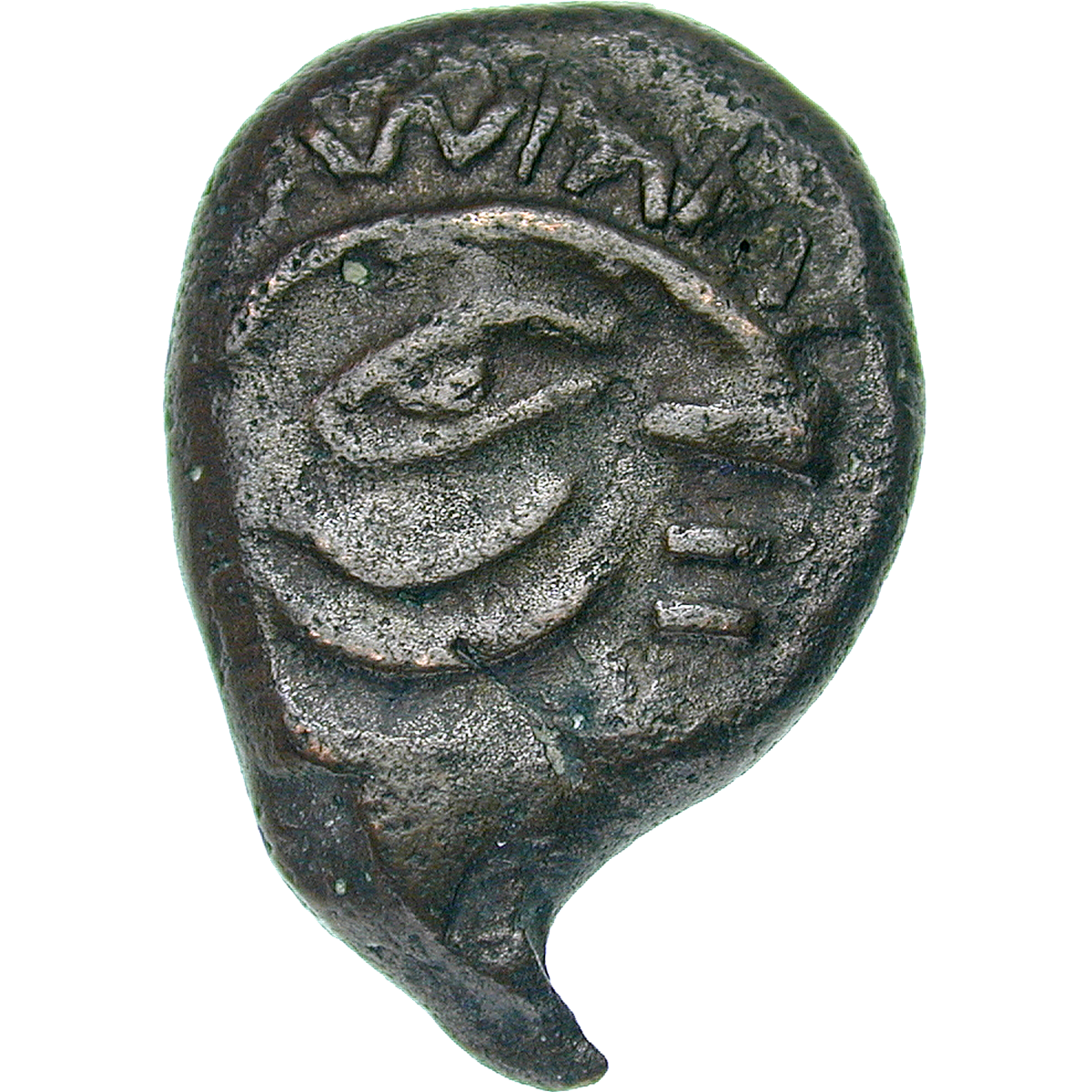 Southern Arabia, Kingdom of Sheba, Tetradrachm (obverse)